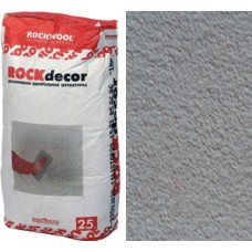 Rockwool Rockdecor S, декоративная штукатурка, базальтовая теплоизоляция